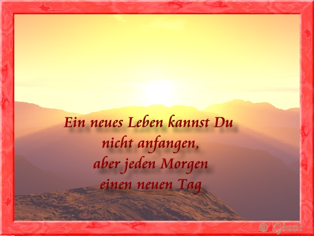 Prächtig Sunshinewebcards Sprüche &MM_72